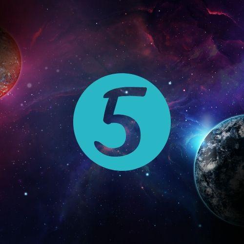 numérologue lyon chiffre 5 signification